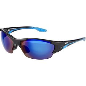 UVEX blaze lll Brille black blue